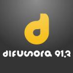 Logo da emissora Rádio Difusora 91.3 FM