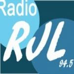 Logo da emissora Radio Judaica RJL 94.5 FM