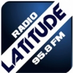 Logo da emissora Latitude 95.8 FM
