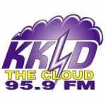 Logo da emissora KKLD 95.9 FM