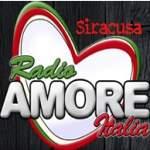 Logo da emissora Amore Stereo DJ 94.3 FM