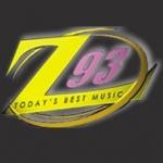Logo da emissora KLJZ 93 FM Z