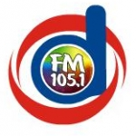 Logo da emissora R�dio Difusora Sul 105.1 FM