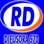 Logo da emissora R�dio Difusora 570 AM