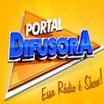 Logo da emissora Rádio Difusora 102.3 FM