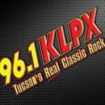 Logo da emissora KLPX 96.1 FM