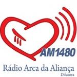 Logo da emissora R�dio Arca da Alian�a 1480 AM
