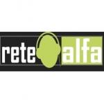 Logo da emissora Rete Alfa 101.2 FM