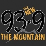 Logo da emissora Radio KMGN 93.9 FM The Mountain