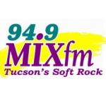 Logo da emissora KMXZ 94.9 FM Mix