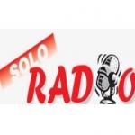 Logo da emissora SoloRadio 100.5 FM