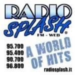 Logo da emissora Splash 95 FM