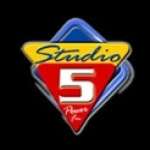 Logo da emissora Studio 5 96.5 FM