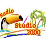 Logo da emissora Studio 2000 94.4 FM