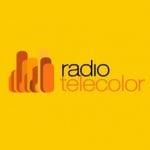 Logo da emissora Radio Telecolor 101.3 FM