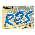 Logo da emissora Rádio Comunitaria Sanjorgense 87.9 FM