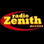 Logo da emissora Zenith 98.9 FM