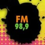 Logo da emissora R�dio Difusora 98.9 FM
