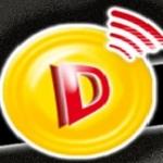 Logo da emissora Rádio Difusora das Missões 92.7 FM
