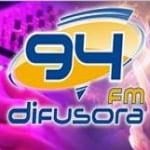 Logo da emissora R�dio Difusora 94 FM