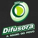 Logo da emissora R�dio Difusora 1420 AM