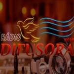 Logo da emissora Rádio Difusora Rio Real 600 AM