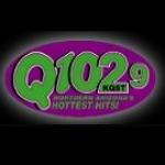 Logo da emissora KQST 102.9 FM