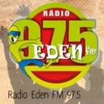 Logo da emissora R�dio Eden 97.5 FM