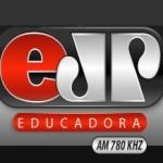 Logo da emissora R�dio Educadora Jovempan 780 AM