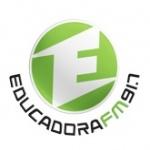 Logo da emissora R�dio Educadora 91.7 FM