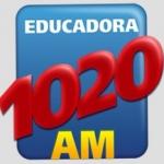 Logo da emissora R�dio Educadora 1020 AM