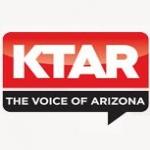 Logo da emissora Radio KTAR 620 AM