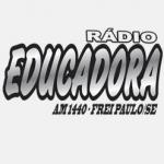 Logo da emissora R�dio Educadora 1440 AM