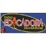 Logo da emissora Rádio Educadora Jaguaribana 560 AM