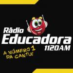 Logo da emissora Rádio Educadora 1120 AM