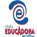 Logo da emissora R�dio Educadora 1420 AM