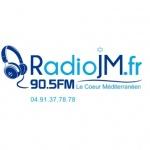 Logo da emissora Radio JM 90.5 FM