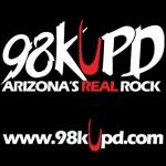 Logo da emissora Radio KUPD 97.9 FM