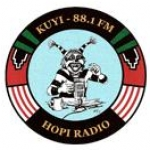 Logo da emissora Radio KUYI 88.1 FM