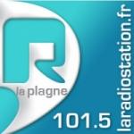 Logo da emissora R La Plagne 101.5 FM