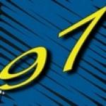 Logo da emissora Rádio Educativa 97.5 FM