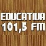 Logo da emissora R�dio Educativa de Ipor� 98.9 FM