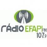 Logo da emissora R�dio Efapi 107.9 FM