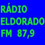 Logo da emissora R�dio Eldorado 87.9 FM