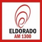 Logo da emissora R�dio Eldorado 1300 AM