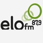 Logo da emissora Rádio Elo 87.9 FM