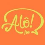Logo da emissora R�dio Al� 96.7 FM