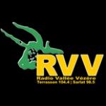 Logo da emissora Vallée Vézère 104.4 FM