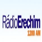 Logo da emissora R�dio Erechim 1200 AM