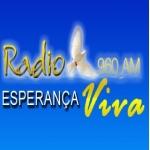 Logo da emissora Rádio Esperança Viva